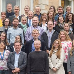 Team shot - colleagues from Defra EAU team, NERC, SWEEP and LEEP